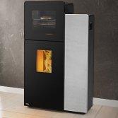 Pelletkachel met geïntegreerde oven | RIKA