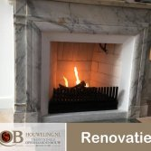 Renovatie haard en schouw | Rob Houweling