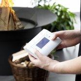 Rookgasventilator RSHT voor houthaarden