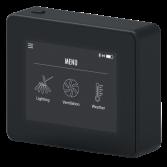 Slimme afstandsbediening haard | Rookgasventilatoren