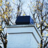 RSV rookgasventilator exodraft voor houtkachel & haard