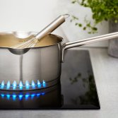 Samsung inductiekookplaat Virtual Flame