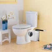SANIBROYEUR® Luxe voor ieder toilet
