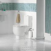 Sanibroyeur SANISLIM® Toilet Fecaliënvermaler