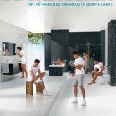 Sanidrome badkamerboek-brochure