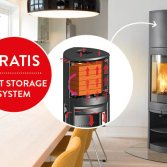 Scan 65-9 met GRATIS Heat Storage System