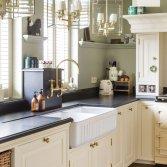 Klassiek landleven keukens