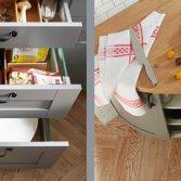 Keuken met ronde kasten | Schüller