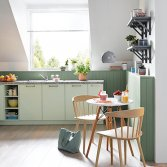 Moderne keuken in pastelkleur | Schüller
