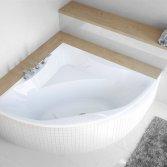 Modern hoekbad | Sealskin