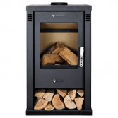 Sfeervolle houtkachel Oland | Livin' Flame
