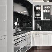 Elegante klassieke keuken