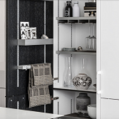 SieMatic lifestyle PURE keuken via Plieger