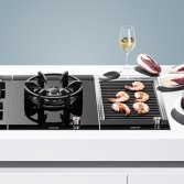 Siemens domino kookplaten flexibel combineren