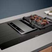Siemens kookplaat met afzuiging