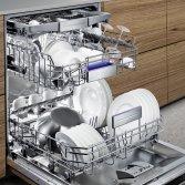 Siemens vaatwasser iQ700 met Zeolith