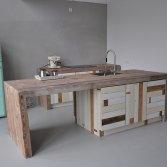 Sloophouten keukens RestyleXL