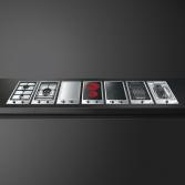Domino Kookplaten | Smeg