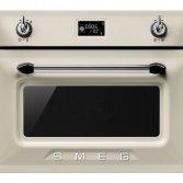 Smeg oven met magnetronfunctie 45cm - Victoria lijn