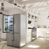 Smeg side by side FQ60XP