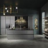 Moderne keuken met klassiek accent