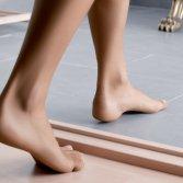 Flexibele vloerverwarming