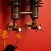 Spiralix Verticaal radiator