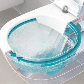 Spoelrandloos toilet van Villeroy & Boch
