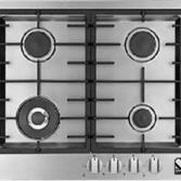 Gas kookplaat | Steel