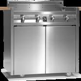 Gasbarbecues | Steel