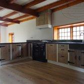 Boerenkeuken oud steigerhout handgemaakt