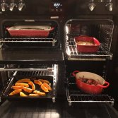 Fornuis met vier ovens | Stoves