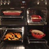 Fornuis met vier ovens | Stoves