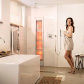 Warmtetherapie onder de douche | Sunshower