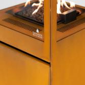 Marino Premium Cortenstaal Buitenhaard | Sunwood