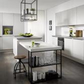 Keuken design met Frame Rack elementen