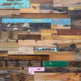 Teakwall Scrapwood pannel Art Mat