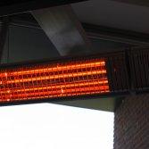 Terrasverwarmer Calor van LuxxOut