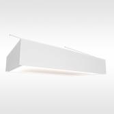 Rechthoekige wandkap recirculatie | Teslion