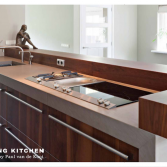Keuken massief eiken | The Living Kitchen