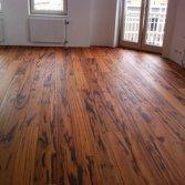 Tijgerhouten vloeren – Bax Houthandel
