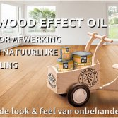 Raw Wood Effect Oil | Trae Lyx