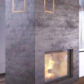 Open Air 007 ventilatieroosters met stucbaar front
