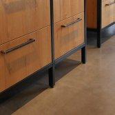 Verfijnde industriële keuken | UW KeukenSpeciaalzaak