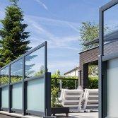 Glazen windscherm   Verano