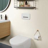 Toilet met TwistFlush   Villeroy & Boch