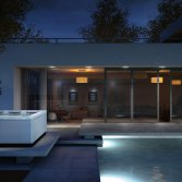 Villeroy & Boch outdoor spa Just Silence