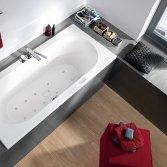 Villeroy & Boch whirlpool baden