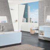 Villeroy & Boch badkamer in pasteltinten