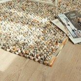 PVC vloer met natuurlijke print